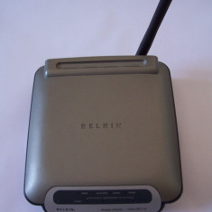 ROUTER BELKIN WIRELESS G ROUTER MODEL F5D7230-4 - Router wireless