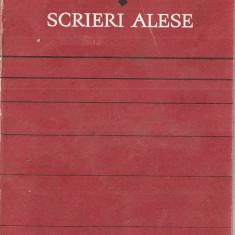 (C1414) SCRIERI ALESE DE NICOLAE BALCESCU, EDITURA MINERVA, 1973, EDITIE : ANDREI RUSU, PREFATA : PAUL CORNEA, CRONOLOGIE : HORIA NESTORESCU-BALCESTI