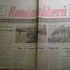 ziarul romania libera 28 decembrie 1989 (revolutia )