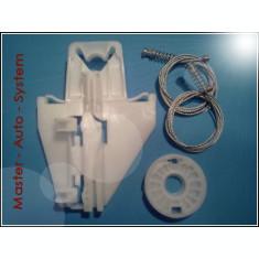 Kit reparatie macara geam  Skoda Fabia (fab.1999-2007) dreapta spate
