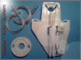Kit reparatie macara geam actionat electric Skoda Fabia(ab.'99-'07) spate stanga