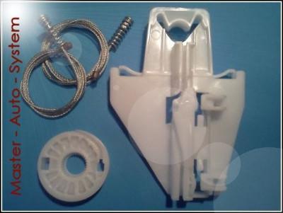 Kit reparatie macara geam actionat electric Skoda Fabia(ab.'99-'07) spate stanga foto