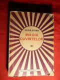 Victor Eftimiu - Magia Cuvintelor - Prima Ed. 1942