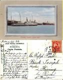 Galati- Portul - Vaporul Vasile Lupu- rara