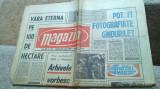 ziarul magazin 30 martie 1968