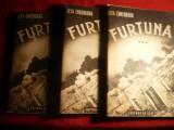 Ilya Ehrenburg - FURTUNA - 3 volume -ed 1949