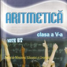 ARITMETICA CLASA A V A - CULEGERE DE EXERCITII SI PROBLEME de ARTUR BALAUCA ED. TAIDA - Culegere Matematica