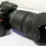Obiectiv all-around SIGMA 18-250mm f/3.5-6.3 DC OS HSM pentru NIKON - negociabil