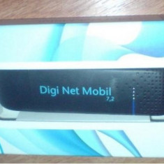 RDS-RCS internet mobil Digi Net Mobil STICK USB - ZTE MF110/MF190 Decodat - Modem 3G