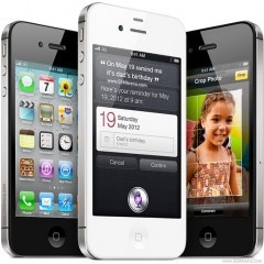 Vand IPHONE 4S 16GB BLACK = 369 Euro = Telefoane Second Hand foto mare