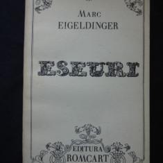 MARC EIGELDINGER - ESEURI