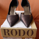 RODO pantofi dama nr. 37, Made in Italy