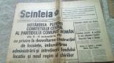 Ziarul scanteia 15 octombrie 1967