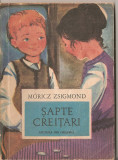 (C1504) SAPTE CREITARI DE MORICZ ZSIGMOND, EDITURA ION CREANGA, BUCURESTI, 1971, ILUSTRATII : SO ZOLD MARGIT