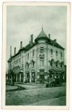 2592 -  Prahova, CAMPINA, Store, old car - old postcard - unused