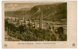 2647 -  Prahova, CAMPINA, Oil wells - old postcard - unused