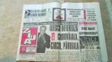 Ziarul ziua 13-14 septembrie 1997