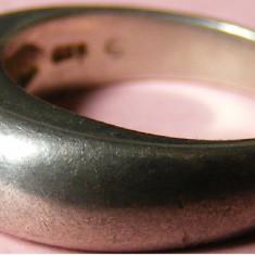 Inel vechi din argint (93) - de colectie