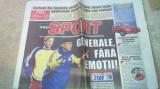 Ziarul prosport 16 octombrie 2002