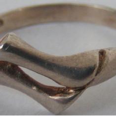 Inel vechi din argint  (66) - de colectie