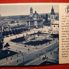 Carte postala - ROMANIA, Societatea Comerciala Oficiala de Turism - Oradea - Carte Postala Crisana dupa 1918, Necirculata, Printata