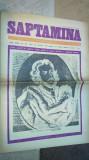 ziarul saptamana 26 octombrie 1973