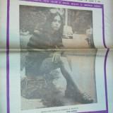 Ziarul saptamana 3 august 1973