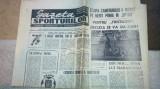 ziarul gazeta sporturilor 15 iunie 1990 (cupa mondiala din italia )
