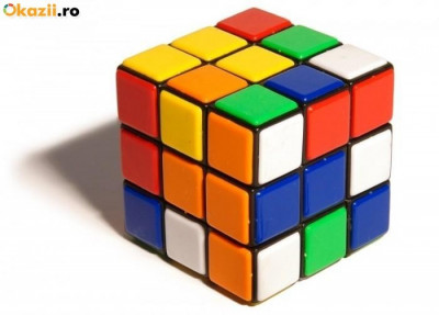Cub rubik 3x3 foto