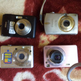Nikon L16,Sony DSC-W35,Sony DSC-W120,Canon PC1169