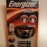 Energizer 3 LED HEADLIGHT,, noua '' - Lanterna