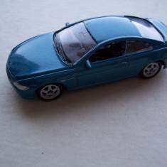 Macheta auto BMW 645 Ci, WELLY .