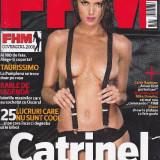 Revista FHM Nr 87 Septembrie 2008 Catrinel Menghia