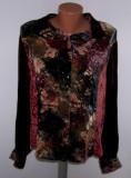 Camasa dama Coldwater Creek marime XXL USA, 30, Maneca lunga, Christian Dior