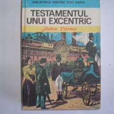 Jules Verne - TESTAMENTUL UNUI EXCENTRIC,rf3/1