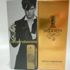 Paco Rabanne 1 Million MADE IN FRANCE - Parfum barbati Paco Rabanne, Apa de toaleta, 100 ml