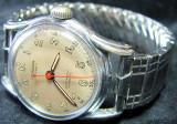 * Superb ceas Leonidas automatic anii '40 - original - FELSA 415, Elegant, Mecanic-Automatic, Inox, Tag Heuer