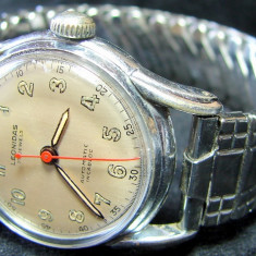 * Superb ceas Leonidas automatic anii '40 - original - FELSA 415