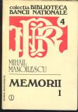 Mihail Maboilescu_MEMORII I si II