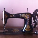 FRISTER & ROSSMAN, masina de cusut, 100 de ani vechime, pret neg