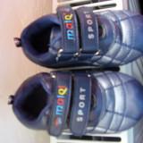 Adidasi baieti nr 19 - Adidasi copii, Culoare: Bleumarin, Bleumarin