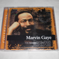 Vand cd original sigilat MARVIN GAYE-Collections - Muzica Blues sony music