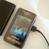 Vand telefon mobil Samsung D890 - Telefon Samsung, Negru, 2GB, Neblocat, Dual SIM, Fara procesor
