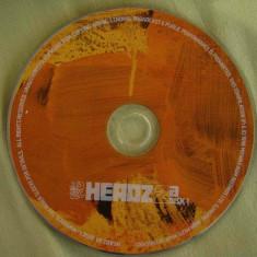 HEADZ 2A - 2 C D Compilatii Trip Hop - C D uri Originale - Muzica House