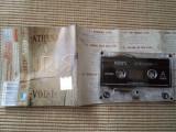iris Athenaevm vol 1 Athenaevm I caseta audio muzica hard rock 2000 zone records