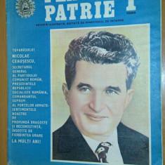 Revista pentru patrie nr.1/1988 - Revista casa