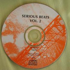 SERIOUS BEATS Vol.2 - Compilatii House - C D Original - Muzica House