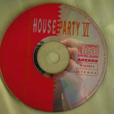 HOUSE PARTY VI - Compilatii - C D Original - Muzica House