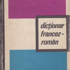 SANDA MIHAESCU-BOROIANU - DICTIONAR FRANCEZ-ROMAN