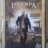 I Am Legend / Legenda Vie (DVD) SIGILAT (ALVio) - Film SF, Romana